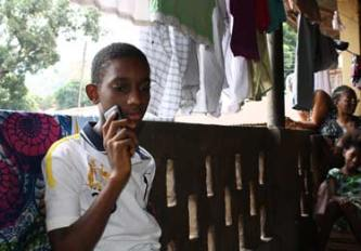"""© UNICEF Sierra Leone/2014/Romero 