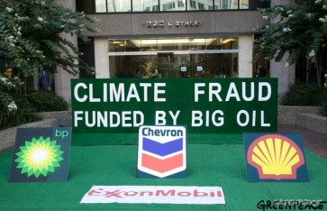 Photo credit: Greenpeace