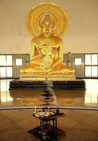 **Lord Buddha at Pandavleni Caves, Nashik, India | Author: 25 Cents FC | Wikimedia Commons.