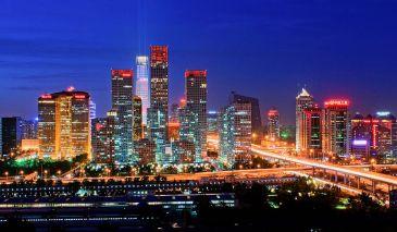 "**Image: Beijing | Author: ""北京国贸CBD夜景"" by 网友的作品 - http://bbs.photofans.cn/thread-419083-1-1.html. Licensed under CC BY-SA 4.0 via Wikimedia Commons"