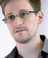 "**""Edward Snowden-2"" by Laura Poitras / Praxis Films. Licensed under CC BY 3.0 via Wikimedia Commons"