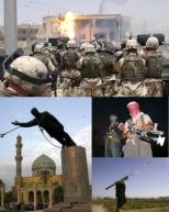 **Image: Iraq War montage.png| Author: Futuretrillionaire | Wikimedia Commons