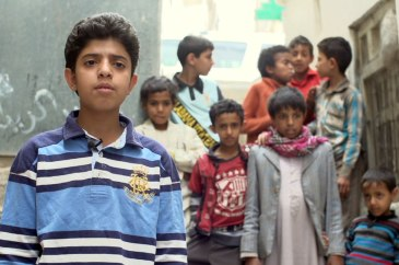 The increasing violence in Yemen is taking an intolerable toll on children. Photo: UNICEF Yemen