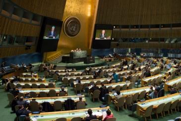 UN General Assembly session | UN Photo/Eskinder Debebe