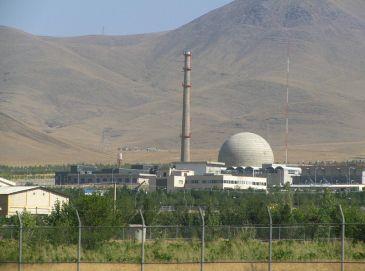***Arak IR-40 Heavy Water Reactor, Iran.| Author: Nanking2012 | Wikimedia Commons