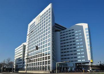 The International Criminal Court in The Hague (ICC/CPI), Netherlands. | Author: Vincent van Zeijst | Wikimedia Commons