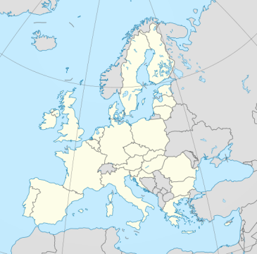 28 sovereign states (of which the map only shows territories situated in and around Europe) constitute the European Union | Wikimedia Commons
