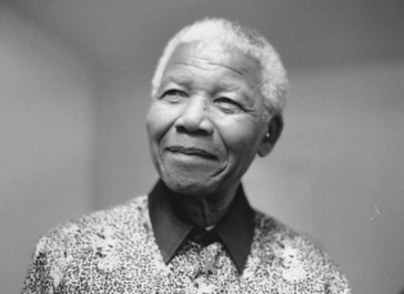 **Nelson Mandela | Author: Library of the London School of Economics and Political Science | Wikimedia Commons
