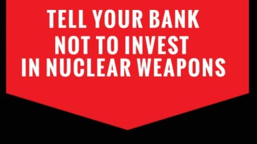 Source: ICAN - International Campaign to Abolish Nuclear Weapons