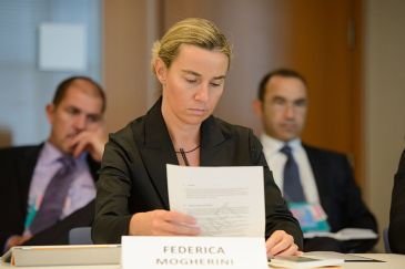 **Federica Mogherini | Author: The Official CTBTO Photostream | Wikimedia Commons