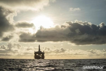 Photo credit: Greenpeace