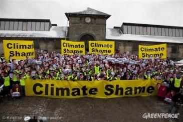 Photo: Greenpeace
