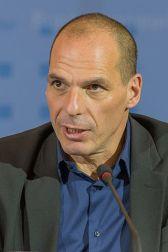 **Yanis Varoufakis | Author: Jörg Rüger | Wikimedia Commons