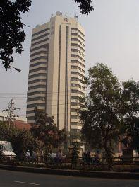Grameen Bank Building in Dhaka | Wikimedia Commons