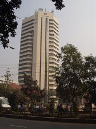 Grameen Bank Building in Dhaka | Wikimedia Commons