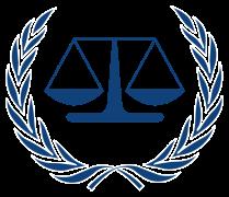 International Criminal Court (ICC) logo | Wikimedia Commons
