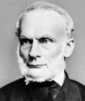 Rudolf Clausius (1822–1888), originator of the concept of entropy