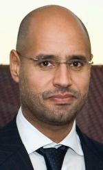 Saif al-Islam Muammar Al-Gaddafi | Source: saifalislamgaddafithesis.wikia.com