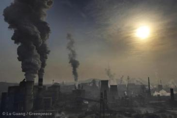 Credit: Lu Guang/Greenpeace