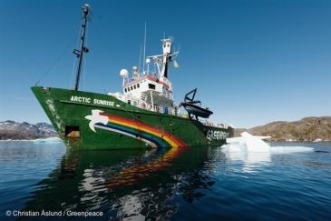 Credit: Christian Aslund/Greenpeace