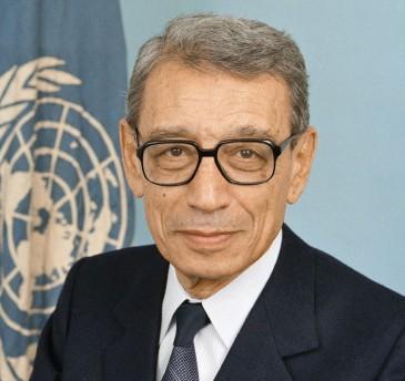 Boutros Boutros-Ghali (Egypt) 1992-1996