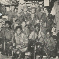 Hollandia party - West Papuan & Australian coastwatchers in WWII-1