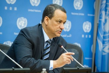 Press briefing by Mr. Ismail Ould Cheikh Ahmed, UN Special Envoy for Yemen