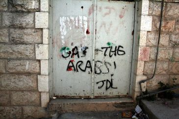 gas_the_arabs_painted_in_hebron