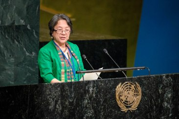 10th anniversary of the adoption of the UN Declaration on the Rights of Indigenous Peoples
