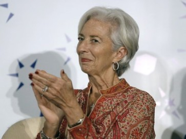 Christine-Lagarde-in-Davos
