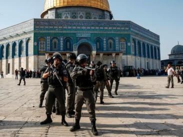 Police-in-Jerusalem