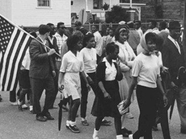 Selma-Voting-Rights-March-in-1965