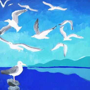 Hong-Zhang-Seagulls