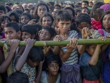 Rohingyas-Chidren