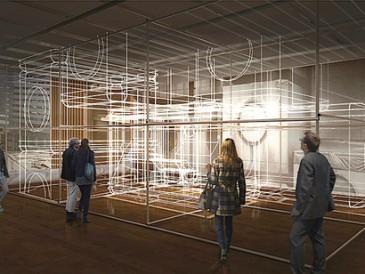 Power-of-Scale-by-Saito-Seiichi-plus-Rhizomatiks-Architecture-2018-Installation