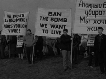 Anti-nuclear-protest