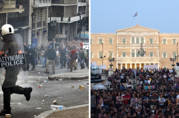 2010-2011_Greek_protests_collage.png