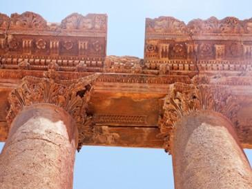 Temple-in-Baalbeck-Lebanon