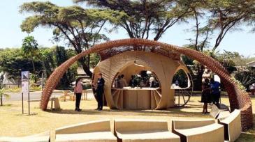 Africa Ecological Pavilion