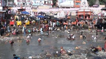 World Water Day 5 The Ganges - wikimedia