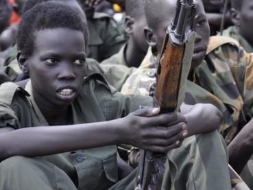 Children-in-war