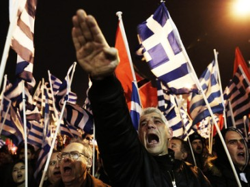 Supporter-of-Greeces-extreme-right-Golden-Dawn-party