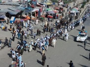 Dozens-of-men-march-for-peace-near-Ghazni-on-June-2018