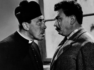 The-cinematographic-characters-of-Don-Camillo-and-Peppone-interpreted-by-Fernandel-and-Gino