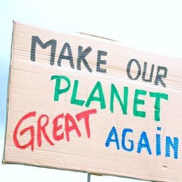 Make-our-planet-great-again