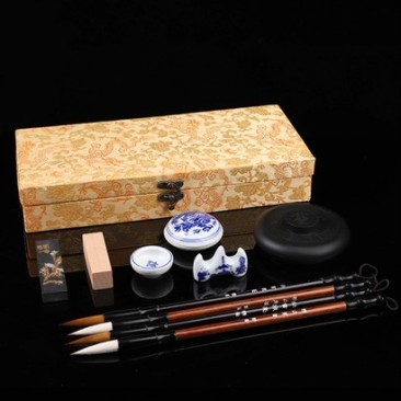 Chinese-calligraphy-tools