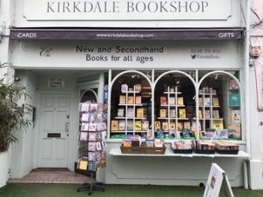 Kirkdale-Bookshop-London