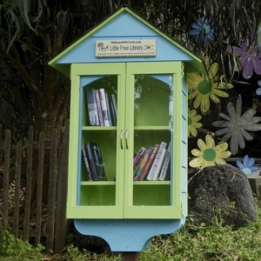 A-free-lending-library