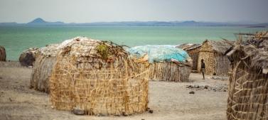 El_Molo_village_Lake_Turkana