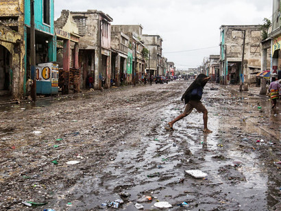 'We need help': Haiti earthquake survivors lack food, shelter The-countrys-history-has-been-one-of-suffering-poverty-hunger-and-bloodshed